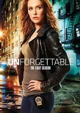 Unforgettable: The First Season (DVD, 2013, 6-Disc Set)