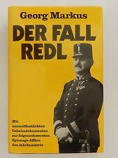 Georg Markus Der Fall Redl