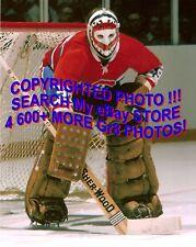 #29 Ken DRYDEN Montreal CANADIENS Face OFF HOFer & 6X CUP Winne Custom LAB 8X10!