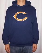 NWT Chicago Bears NFL Mens Hooded Fleece Sweatshirt