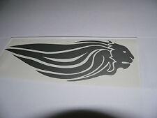 Adesivo leone APRILIA moto vinyl vinile rsv4 lion sport racing rs125 rs50
