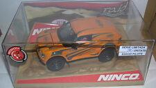 NINCO SLOT CAR BOWLER BASSA ARAGON 2010 LIMITED ED. 30UNITS MB
