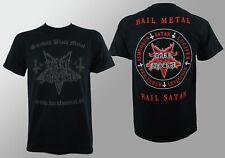Authentic DARK FUNERAL Band Swedish Black Metal Hail Satan T-Shirt S M L XL NEW