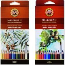 Koh-i-Noor Mondeluz Aquarelle Colouring Pencils Drawing Sketching Water Soluble