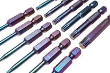"""PB-SWISS Tools - Precision Bit für TORX PLUS®-Schrauben - 50mm Biteinsatz, 1/4"""""""