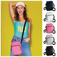 Cross Over Bag Shoulder Body Bag Canvas iPad Mini Tablet Bag Fire Kindle Bag