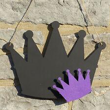 GESSO lavagna Prince Corona Forma per Memo Notes & Home Decor