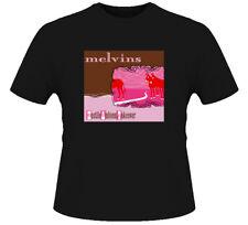 Melvins Hostile Ambient Take Over Music Black T Shirt