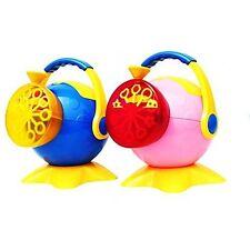 Seifenblasenmaschine in buntem Design Kinder & Erwachsene Seifenblasen Pistole