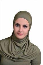 New Modal Cotton 2 Piece Amira Hijab Islamic Scarf Shawls Islamic Muslim