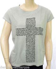 ELEVEN PARIS Tee shirt femme Doc Deep dye TS Docry grey 14S2LT037 taille XS