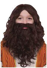 Child Biblical Wig and Beard Set