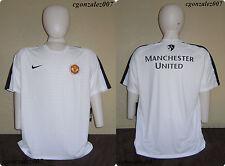 Nike Manchester United FC Soccer Futbol Jersey England Inglaterra FA EPL BPL