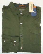 NWT Tommy Bahama Long Sleeve Green Shirt Mens XLT 2XB 3XT 3XB Button Down NEW