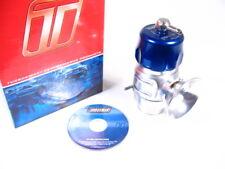 Turbosmart Supersonic Blow Off Valve Universal Turbo BOV Blue TS-0205-1300 NEW