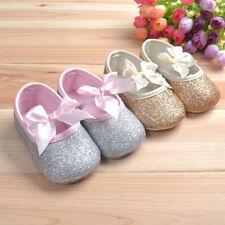 Soft Sole Baby Girl Shoes Anti-slip Cotton Toddler Infant Newborn Prewalker