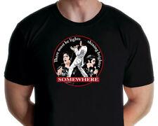 Elvis Presley - If I can Dream T-shirt (Jarod Art Design)