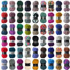 Cygnet Seriously Chunky  ** FREE POSTAGE **  Super Chunky Knitting Wool Yarn