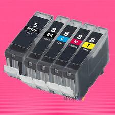 5 NON-OEM INK alternative for CANON PGI5 CLI8 PIXMA iP4200 iP4300 iP4500