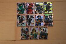 Lego® Ninjago™ Serie 3 TCG - Ultra Power Folien Karte / Karten aussuchen !