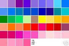 10x LEE Farbfolien Farbfilter Coloursheets 24x24 cm f. PAR 64, freie Farbauswahl