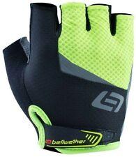Bellwether Ergo Gel Men's Short Finger Gloves Hi-vis