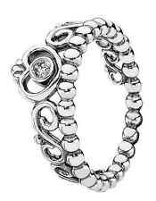 925 Sterling Silver Tiara Ring