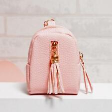 Mini Coin Purse Tassel Key Card Wallet Women Headset Data Line Storage Bag 3pcs