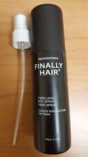 Finally Hair Fiber Hold Hair Sprays For Use With Hair Building Fibers