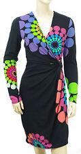 DESIGUAL robe Vest Charly 56V20N3 coloris 2000 noir black femme taille XS