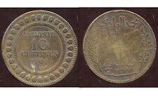 TUNISIE  10 centimes 1904