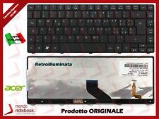 Tastiera ITALIANA Originale Acer Retroilluminata Aspire 5935G