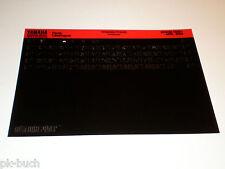 Microfich Ersatzteilkatalog Yamaha Quad YFS 200 S / YF 200 S Stand 04/2003