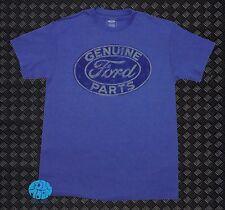 New Ford Part Genuine Blue Men's Vintage Classic T-Shirt