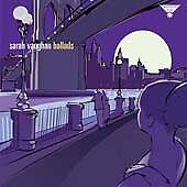 1 CENT CD Ballads - Sarah Vaughan