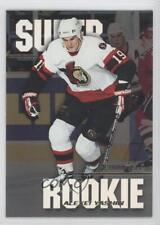 1993 Pinnacle Super Rookie French #SR5 Alexei Yashin Ottawa Senators Hockey Card