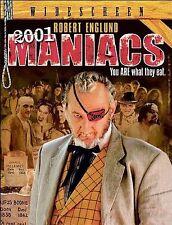 2001 Maniacs (DVD, 2006) Robert Englund, Travis Tritt