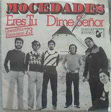 """7"""" Grand Prix 1973 (Spain) gruppuscolo: Eres Tu"""