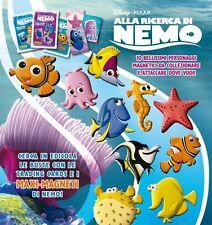 Panini Alla ricerca di NEMO Disney Maxi Fridge Magnet CARD Polybag - mint/sealed