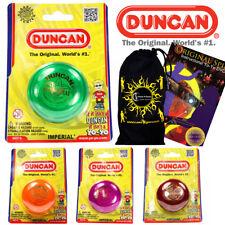 Duncan Yoyo Clásico Imperial Ideal Para Niños & Principiantes + Bolsa Original Spin Dvd +