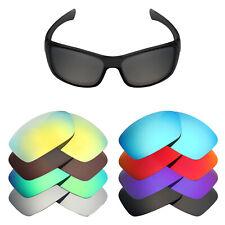 Mryok Anti-Scratch Polarized Replacement Lenses for-Oakley Hijinx Sunglass