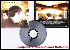"""ZEZE MAGO """"Demain l'impossible"""" (CD) 1999"""