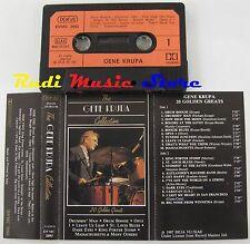 MC GENE KRUPA THE COLLECTION 1987 1 STAMPA ITALY DEJA VU  no cd lp dvd vhs