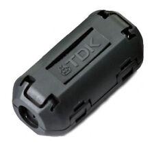 TDK CLIP ON FERRITE BEADS SPLIT CORE EMI RFI 3-5MM 4-7MM 8-10MM 10-13MM USB