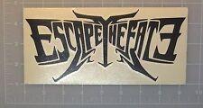 Escape The Fate Vinyl Sticker Decal bumper car window laptop Craig Mabbitt USA