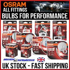 OSRAM H1 H3 H4 H7 H8 H11 D1S D1R D2S D2R D3S D4S gamma completa di prestazioni