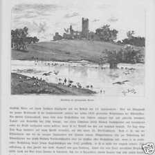 Hamburg Eulenburg Holländischer Brook HOLZSTICHE 1880