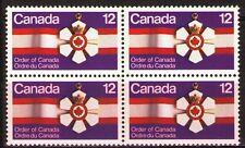 Canada 1977 Sc736  Mi661 2.00 MiEu  1 block  mnh  Order of Canada