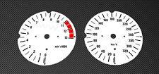 Honda CBR 900 SC33 Tachoscheiben Tacho CBR900 Gauge Dial