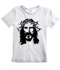 62cb6f4fe8f6ee JESUS KIDS T-SHIRT - Christian Cross Religious Christians Childrens- Age 3  to 12
